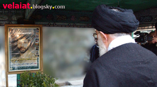 سپهبد شهید صیاد شیرازی